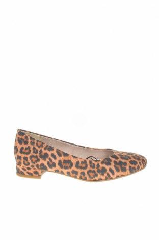 Γυναικεία παπούτσια Tamaris, Μέγεθος 36, Χρώμα Πολύχρωμο, Κλωστοϋφαντουργικά προϊόντα, Τιμή 22,81€