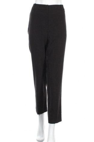 Дамски панталон Adrianna Papell, Размер XL, Цвят Черен, 90% полиестер, 10% еластан, Цена 33,86лв.