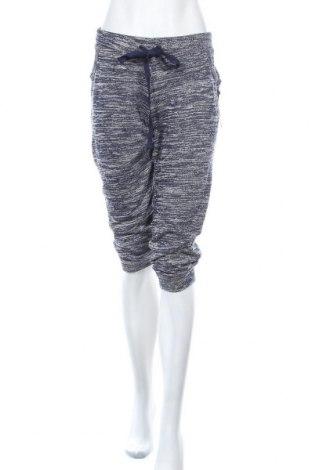 Дамски панталон Almost Famous, Размер XL, Цвят Син, 54% вискоза, 46% полиестер, Цена 30,24лв.