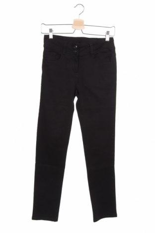 Дамски панталон Anna Field, Размер XS, Цвят Черен, 65% памук, 33% вискоза, 2% еластан, Цена 6,70лв.