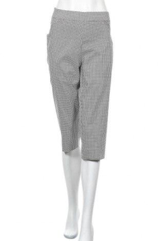 Дамски панталон Anne Klein, Размер M, Цвят Черен, 53% полиестер, 43% вискоза, 4% еластан, Цена 30,24лв.
