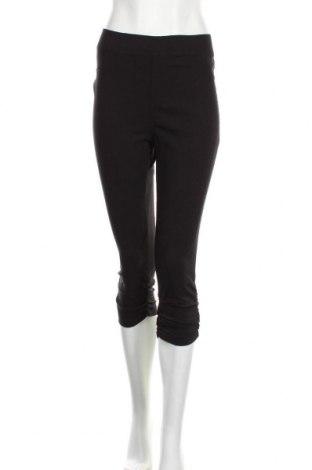 Γυναικείο παντελόνι B.Young, Μέγεθος XL, Χρώμα Μαύρο, 75% βισκόζη, 21% πολυαμίδη, 4% ελαστάνη, Τιμή 8,57€