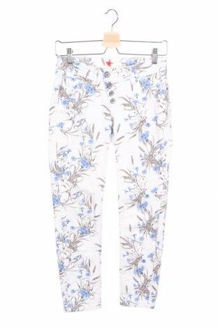 Дамски панталон Buena Vista, Размер XS, Цвят Бял, Цена 24,99лв.