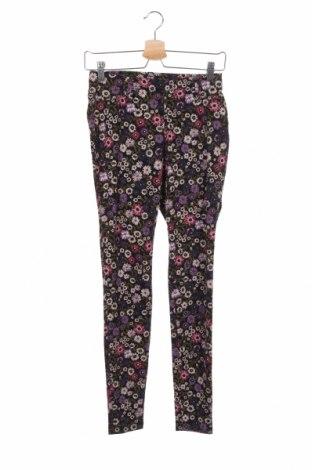 Дамски панталон Faded Glory, Размер XS, Цвят Многоцветен, 52% памук, 39% полиестер, Цена 7,46лв.