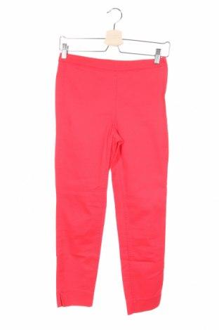 Дамски панталон H&M, Размер XS, Цвят Розов, 98% памук, 2% еластан, Цена 10,07лв.
