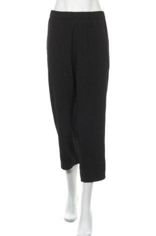 Γυναικείο παντελόνι H&M, Μέγεθος XXL, Χρώμα Μαύρο, Πολυεστέρας, Τιμή 12,06€