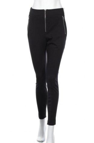 Дамски панталон Hugo Boss, Размер M, Цвят Черен, 86% полиамид, 14% еластан, Цена 134,55лв.