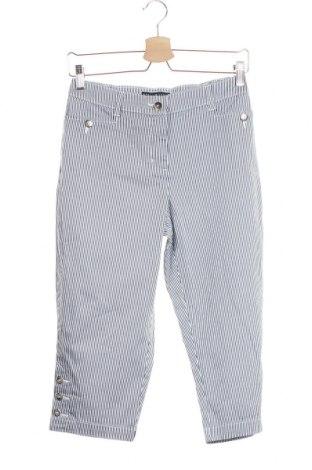 Дамски панталон Karen Scott, Размер XS, Цвят Син, 98% памук, 2% еластан, Цена 22,05лв.