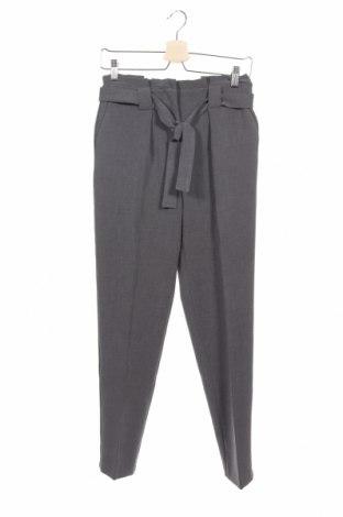 Дамски панталон Kiomi, Размер XS, Цвят Сив, 65% полиестер, 30% вискоза, 5% еластан, Цена 28,29лв.
