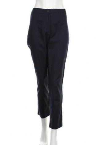 Γυναικείο παντελόνι Lacoste, Μέγεθος L, Χρώμα Μπλέ, 98% βαμβάκι, 2% ελαστάνη, Τιμή 69,10€