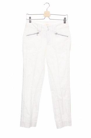 Дамски панталон Mac, Размер XS, Цвят Бял, 97% памук, 3% еластан, Цена 9,18лв.
