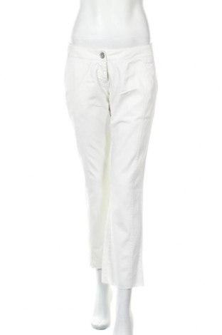 Дамски панталон Max&Co., Размер L, Цвят Бял, Цена 63,00лв.