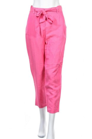 Дамски панталон Mint Velvet, Размер S, Цвят Розов, 57% лен, 47% вискоза, Цена 35,80лв.