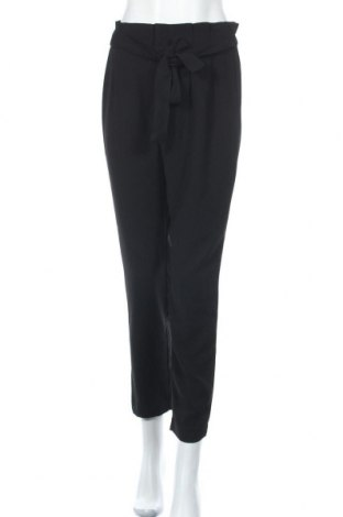 Дамски панталон ONLY, Размер M, Цвят Черен, Полиестер, Цена 16,13лв.