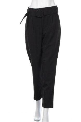 Pantaloni de femei ONLY, Mărime M, Culoare Negru, 63% poliester, 31% viscoză, 6% elastan, Preț 113,49 Lei