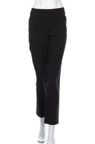 Дамски панталон Reitmans, Размер M, Цвят Черен, 73% вискоза, 24% полиамид, 3% еластан, Цена 9,56лв.