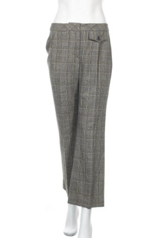 Дамски панталон S.Oliver, Размер M, Цвят Многоцветен, 50% полиестер, 50% вълна, Цена 14,62лв.