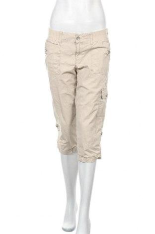 Дамски панталон Sonoma, Размер M, Цвят Бежов, 98% памук, 2% еластан, Цена 5,20лв.