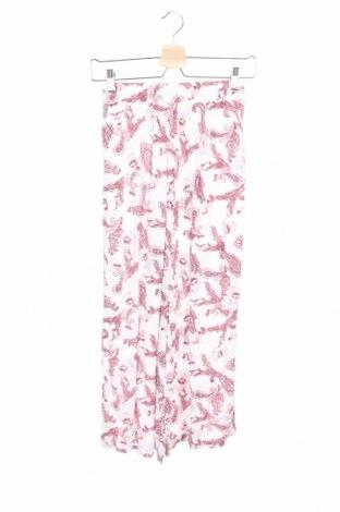 Дамски панталон Tally Weijl, Размер XS, Цвят Многоцветен, Вискоза, Цена 11,34лв.