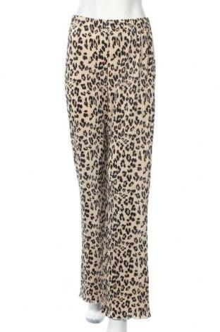 Дамски панталон Valley Girl, Размер XL, Цвят Бежов, Полиестер, Цена 28,93лв.