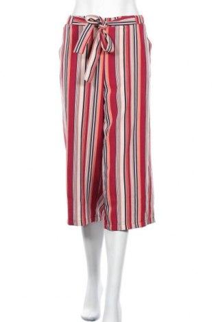 Дамски панталон Vintage, Размер M, Цвят Многоцветен, 93% полиестер, 7% еластан, Цена 18,11лв.