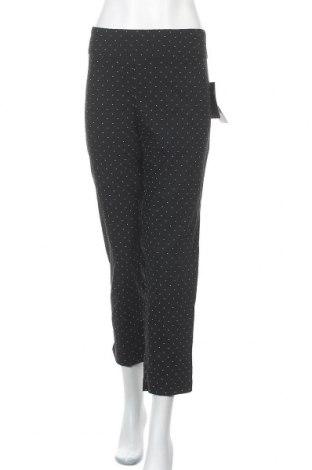 Дамски панталон Zac & Rachel, Размер L, Цвят Черен, 60% вискоза, 26% полиамид, 10% полиестер, 4% еластан, Цена 27,30лв.