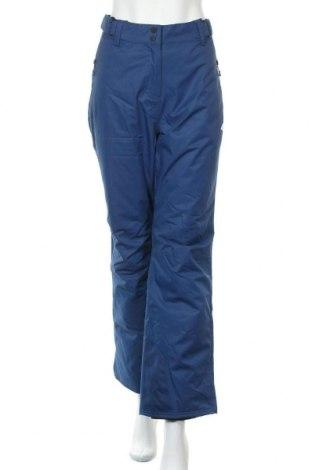 Дамски панталон за зимни спортове 4F, Размер L, Цвят Син, Полиестер, Цена 111,75лв.