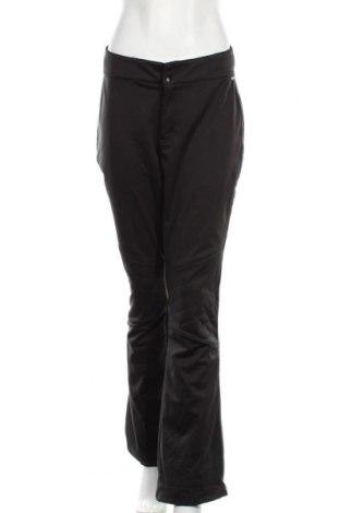 Дамски панталон за зимни спортове Chiemsee, Размер M, Цвят Черен, Полиестер, Цена 37,80лв.