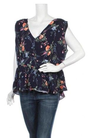 Γυναικείο αμάνικο μπλουζάκι Avella, Μέγεθος XXL, Χρώμα Πολύχρωμο, Τιμή 10,52€