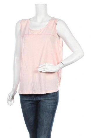 Γυναικείο αμάνικο μπλουζάκι Avella, Μέγεθος XL, Χρώμα Ρόζ , Πολυεστέρας, βαμβάκι, Τιμή 11,69€
