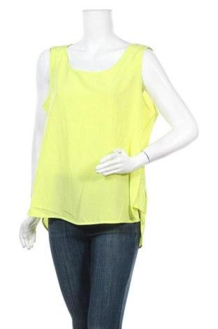 Γυναικείο αμάνικο μπλουζάκι Suzanne Grae, Μέγεθος XL, Χρώμα Πράσινο, Πολυεστέρας, Τιμή 11,11€
