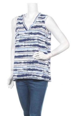 Γυναικείο αμάνικο μπλουζάκι Suzanne Grae, Μέγεθος XL, Χρώμα Λευκό, Βαμβάκι, Τιμή 4,09€