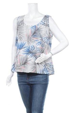 Γυναικείο αμάνικο μπλουζάκι Suzanne Grae, Μέγεθος XL, Χρώμα Γκρί, Βαμβάκι, Τιμή 8,18€