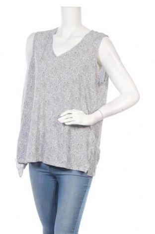 Γυναικείο αμάνικο μπλουζάκι Suzanne Grae, Μέγεθος XL, Χρώμα Λευκό, Βαμβάκι, Τιμή 3,64€