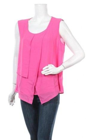 Γυναικείο αμάνικο μπλουζάκι Suzanne Grae, Μέγεθος XL, Χρώμα Ρόζ , Πολυεστέρας, Τιμή 4,97€