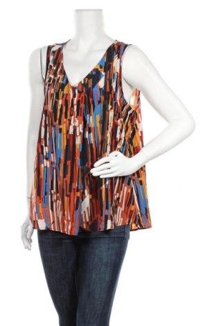 Γυναικείο αμάνικο μπλουζάκι Suzanne Grae, Μέγεθος XXL, Χρώμα Πολύχρωμο, Πολυεστέρας, Τιμή 5,36€