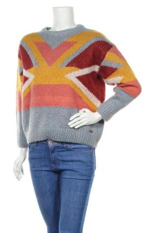 Damski sweter Pepe Jeans, Rozmiar XS, Kolor Kolorowy, 45%akryl, 33% poliamid, 12% moher, 7% poliester, 3% wełna, Cena 37,26zł
