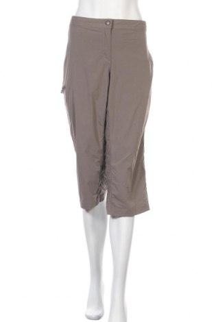 Дамски спортен панталон L.L. Bean, Размер L, Цвят Кафяв, 96% полиамид, 4% еластан, Цена 9,28лв.