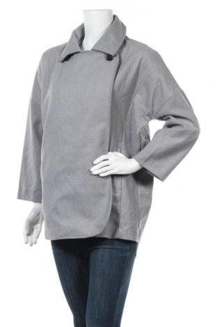 Дамско палто B.You, Размер M, Цвят Сив, Цена 99,00лв.