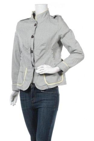 Γυναικείο σακάκι Desigual, Μέγεθος L, Χρώμα Γκρί, Βαμβάκι, Τιμή 17,93€