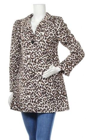 Дамско палто H&M, Размер S, Цвят Многоцветен, Памук, Цена 46,50лв.