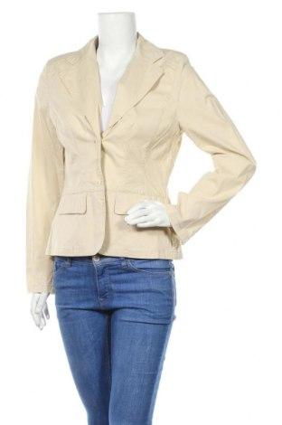 Дамско сако Madeleine, Размер M, Цвят Бежов, 57% памук, 40% лиосел, 3% памук, Цена 17,28лв.