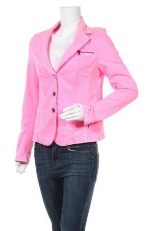 Дамско сако Marc Cain Sports, Размер L, Цвят Розов, 98% памук, 2% еластан, Цена 40,64лв.