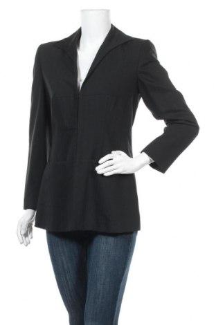 Дамско сако Viventy by Bernd Berger, Размер S, Цвят Черен, 90% вълна, 5% полиамид, 5% еластан, Цена 21,84лв.