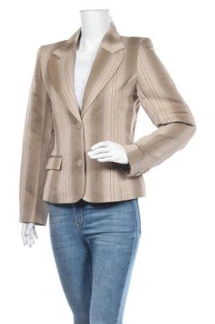 Дамско сако Xnk Basic, Размер M, Цвят Кафяв, 98% полиестер, 2% еластан, Цена 18,38лв.