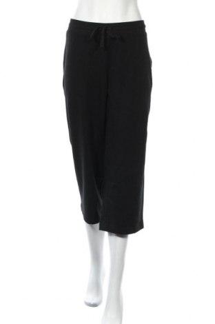 Дамско спортно долнище Karen Scott, Размер XL, Цвят Черен, 95% памук, 5% еластан, Цена 16,07лв.