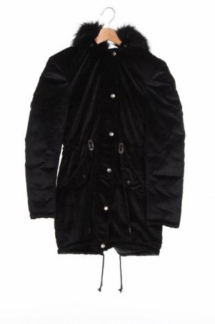 Дамско яке Orice Style, Размер XS, Цвят Черен, Полиестер, Цена 106,47лв.