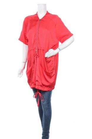 Дамско яке Ping Pong, Размер XL, Цвят Червен, Полиестер, Цена 32,76лв.