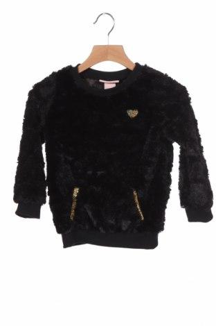 Dětská halenka  Juicy Couture, Velikost 2-3y/ 98-104 cm, Barva Černá, Polyester, Cena  128,00Kč
