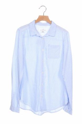 Детска риза H&M L.O.G.G., Размер 11-12y/ 152-158 см, Цвят Бял, Цена 4,88лв.